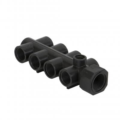 Pipe Fittings : Manifold - 8 Station