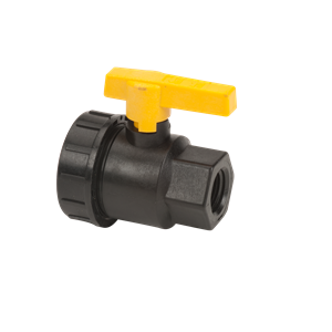 Full Port Single Union Valve