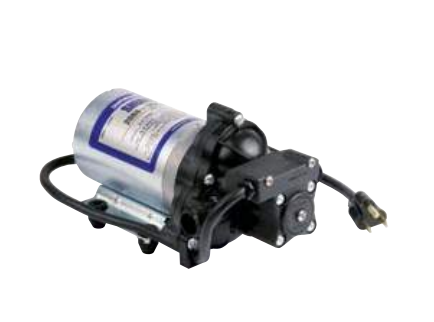 2088 Series Diaphragm Pumps - Automatic-Demand Pumps 115 & 230 VAC