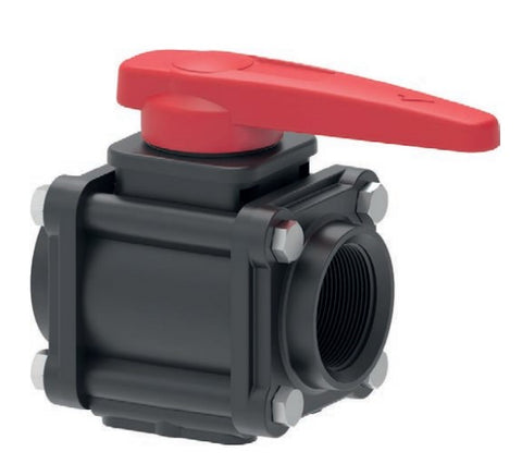 "2 Way Ball Valve - Series 453 (1/2"" to  3"")"