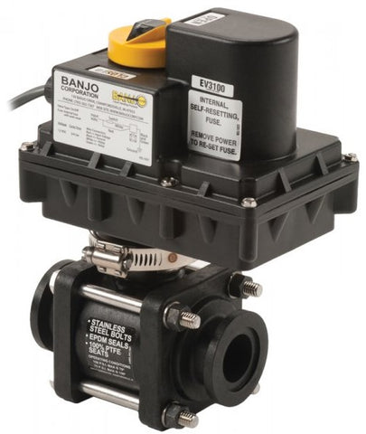 "Electric Valves - 1""- 3"" ON/OFF"