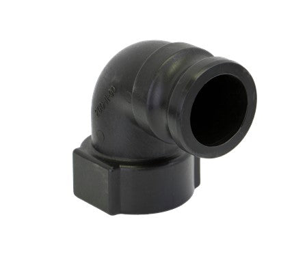 Cam Lever Couplings : Part A - Male Adapter x Female Thread - 90°