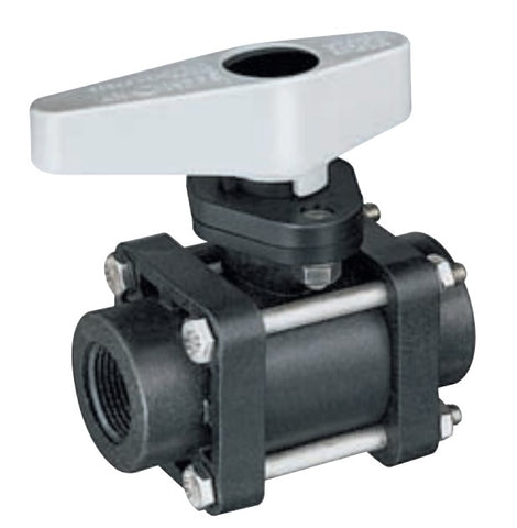 "Ball Valve - Series 334M-NYB - 2 Way (¾"" & 1"")"