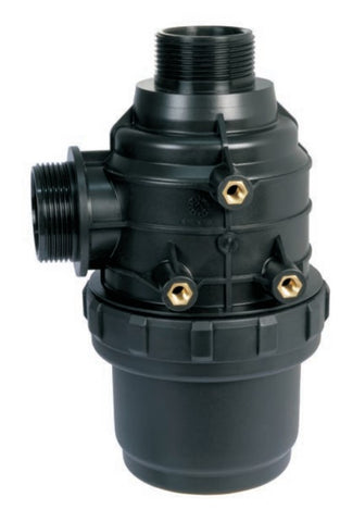 "Suction Filter - Series 314 - threaded coupling (G 1"" 1/4 & G 1"" 1/2 BSP )"