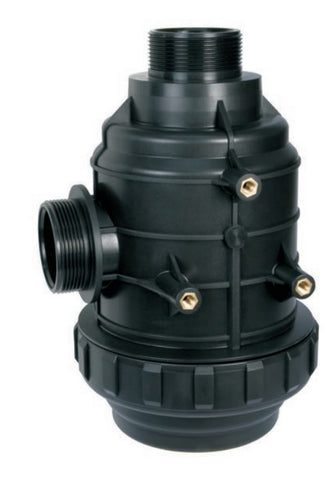 "Suction Filter - Series 316 - threaded coupling G 1""1/2 BSP"