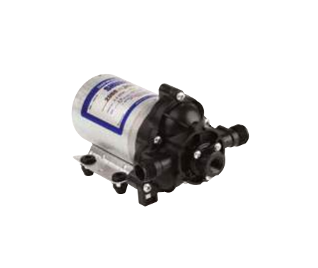 2088 Series Diaphragm Pumps - No Control Pumps 12 VDC