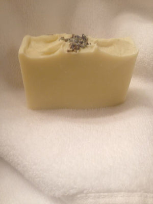 Lavender Coconut Milk Cocoa Shea Butter Soap - thesoapybar