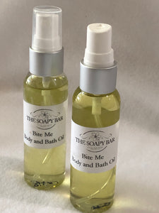Lavender Bath and Body Oil - thesoapybar