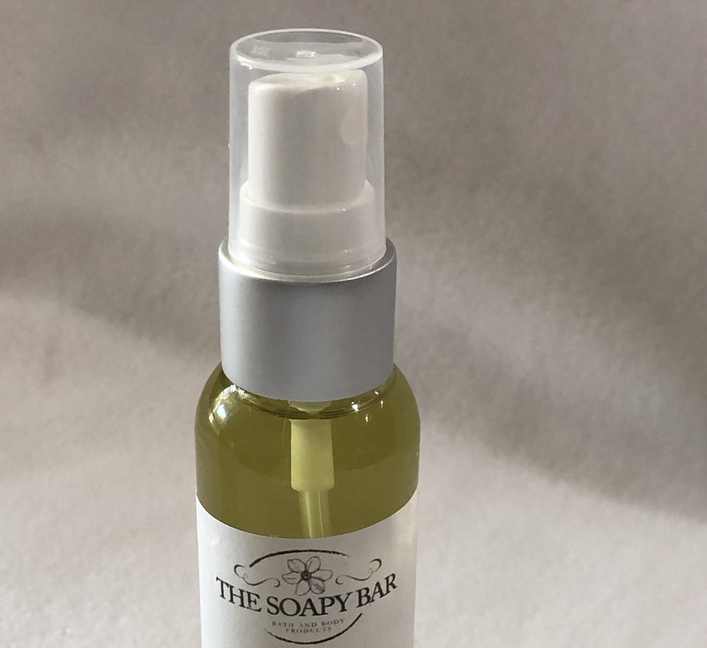 Dark Chamomile Body Oil - thesoapybar