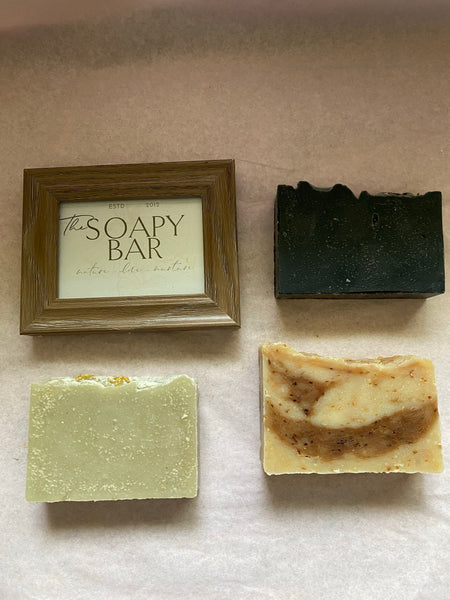 Sensitive Soap Box