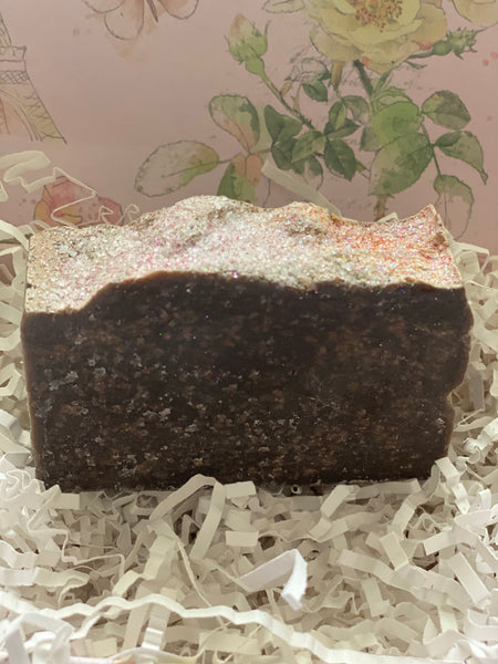 Pink Sugar Cocoa Shea Butter Soap