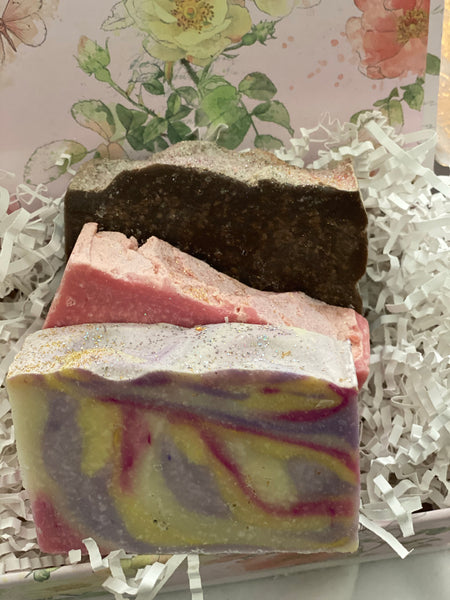 Soap Collection of the Month