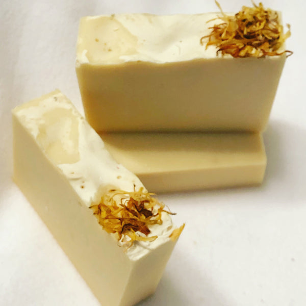 Lemongrass Cocoa Shea Butter Soap - thesoapybar