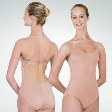 BODYWRAPPERS 277 ULTRA LOW BACK LEOTARD
