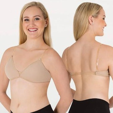Deep Plunge Removable Padded Bra