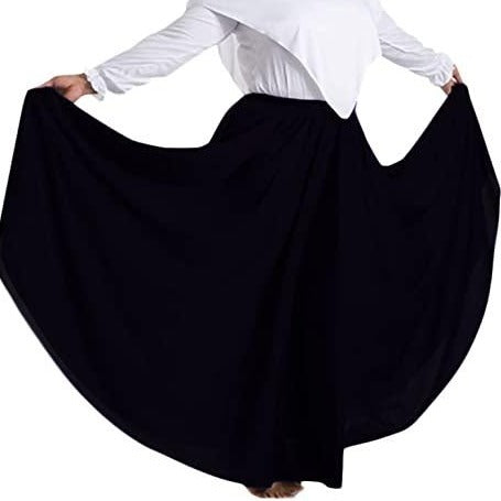 Body Wrappers Circle Skirt