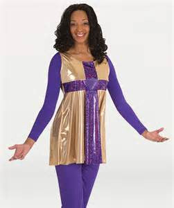 BODYWRAPPERS 545 METALLIC PULLOVER
