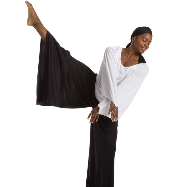 BODYWRAPPERS 565 PALAZZO PANT