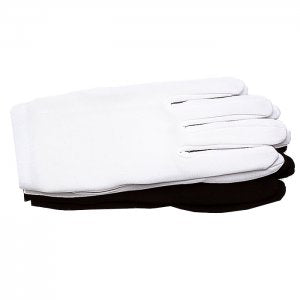 Wrist Gloves-White