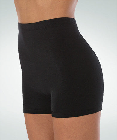 BODYWRAPPERS BWP285 LADIES HIGH WAIST SHORT