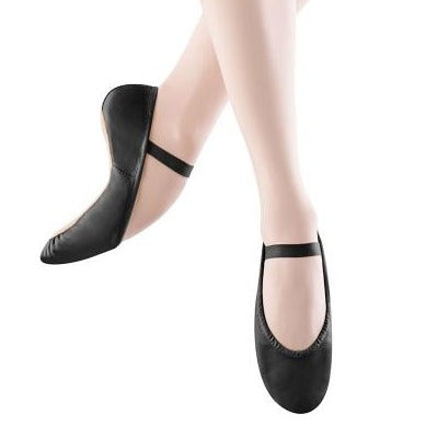 Girl's Dansoft Ballet- Black