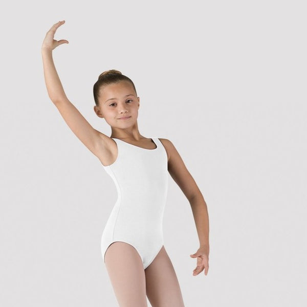 Cotton Tank Leotard