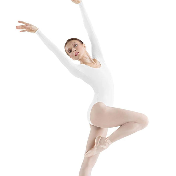 BLOCH L5609 LONG SLEEVE LEOTARD