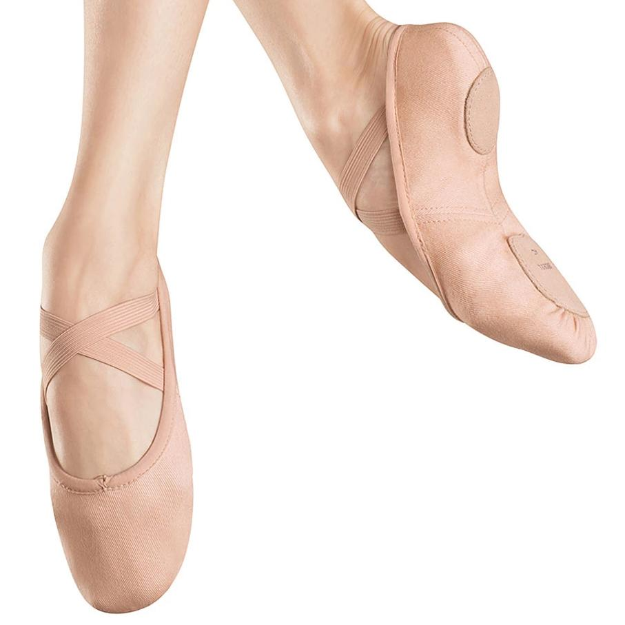 Girls Zenith Canvas Ballet