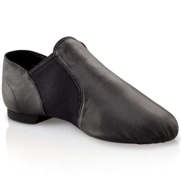 Black Slip-On Jazz Shoe