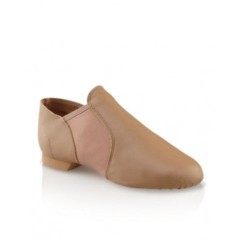 Tan Slip-On Jazz Shoe
