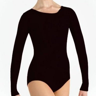 Women's MicroTech Long Sleeve Leotard