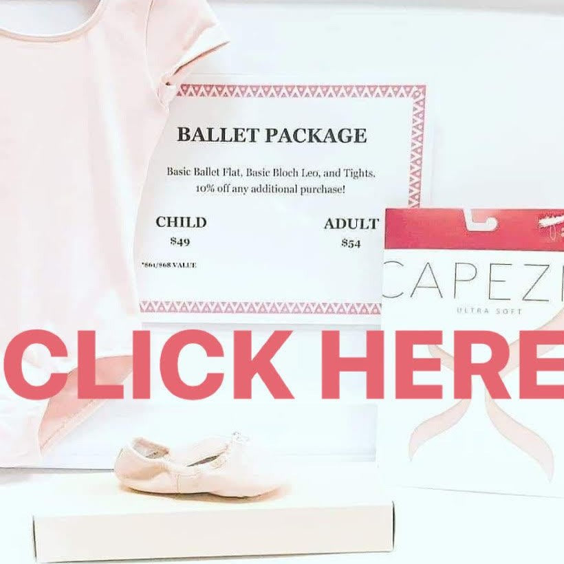 Back To Dance Packages
