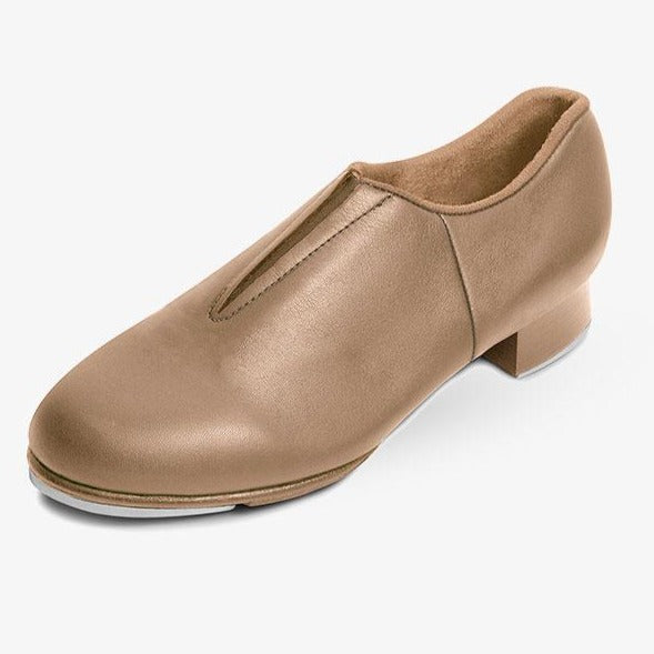 Tan Tap-Flex Slip On