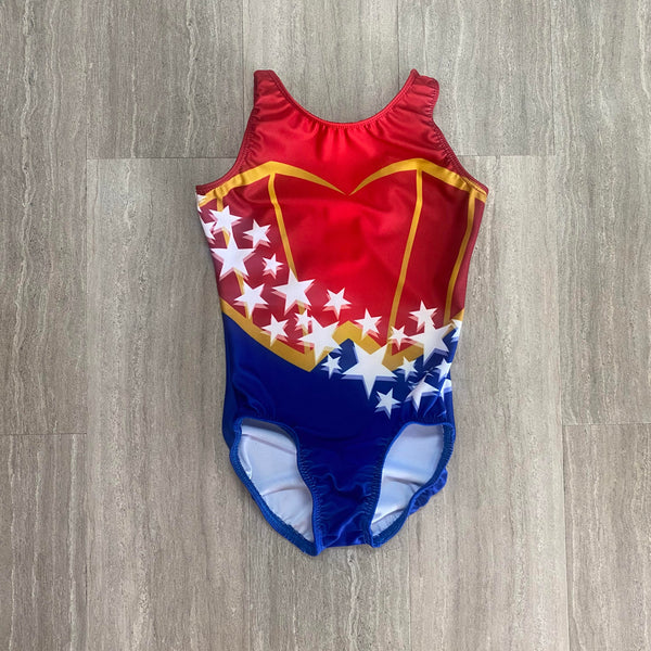 Motionwear Star Gymnastics Leotard