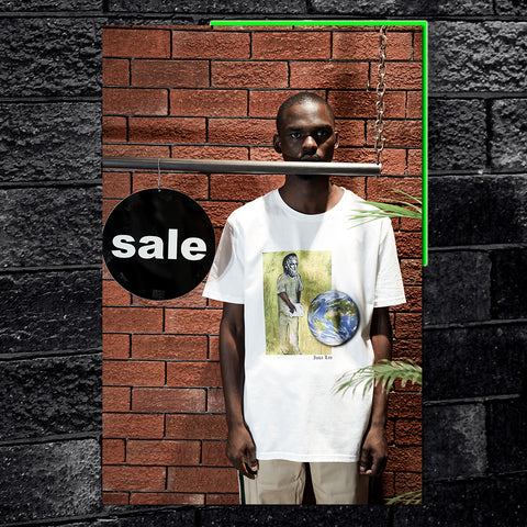 Art Issa Leo t-shirt africa europe