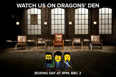 Watch Mo Bro's on Dragons Den