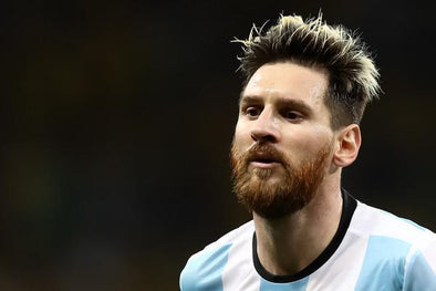 WORLD CUP'S FINEST FACIAL HAIR