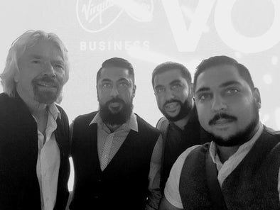 Mo Bro's are finalists for Virgin Voom 2018