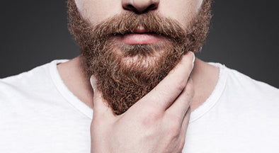 Man with Ginger Beard