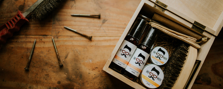 Premium Beard Care Products