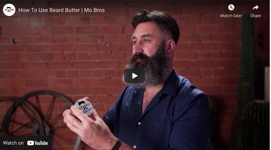 How to use beard butter video