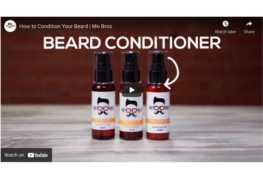 Condition Your Beard Video Link