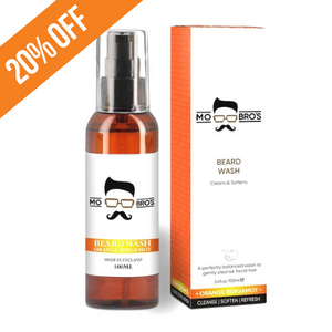 Orange Beard Wash 100ml Sale
