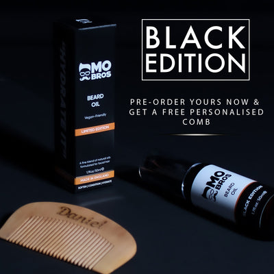 Limited Edition Beard Care