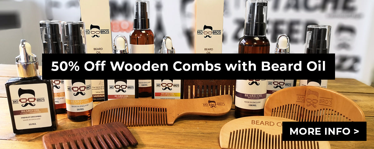 Link to Beard and Comb Offer Page