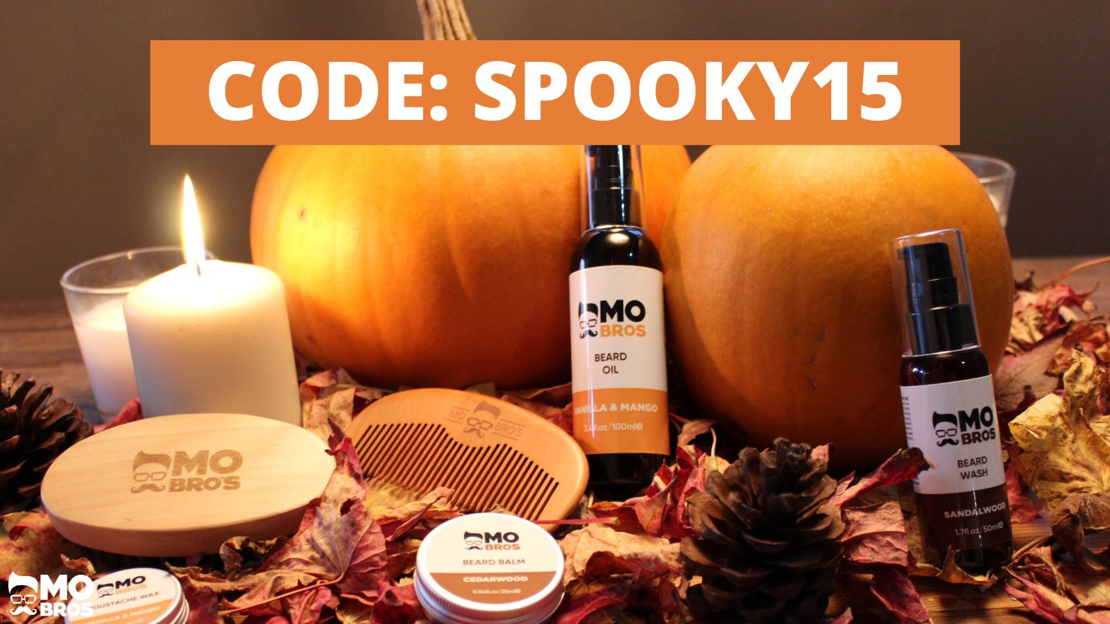 Beard Care Halloween Offer