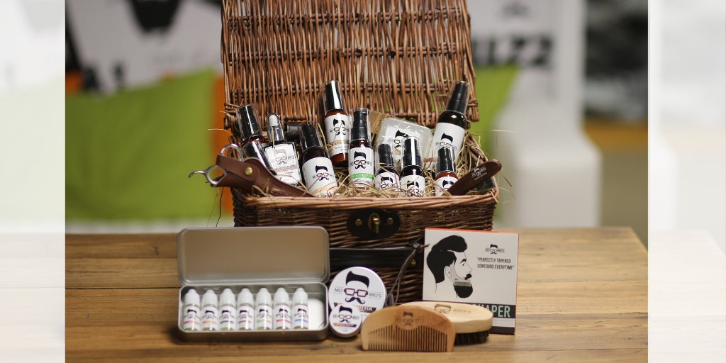 Mo Bros Beard Hamper