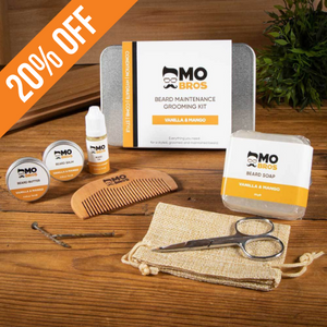 20% Off XL Beard Kit