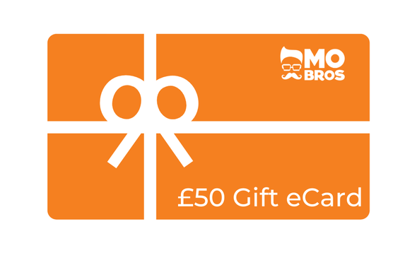 Beard Care Gift Card £50