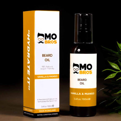 Premium Beard Oil - 100ml